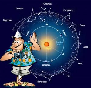 астрология путешествий