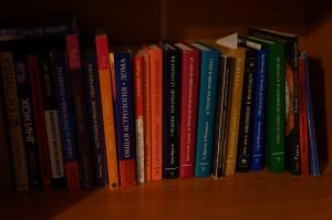 моя астрологическая библиотека