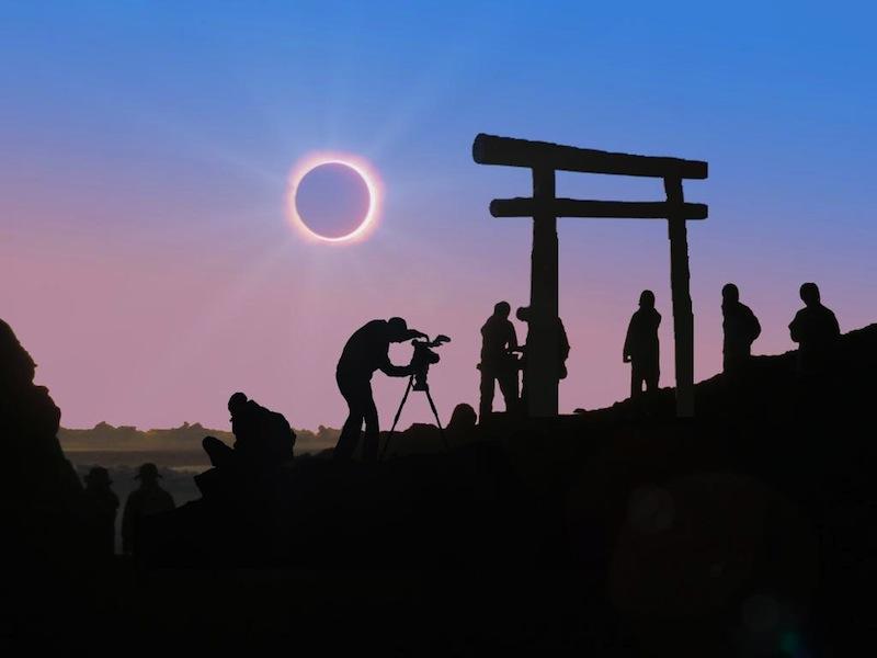 солнечное затмение фильм